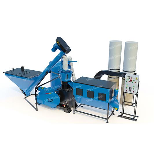 Linia do produkcji pelletu LDG-3000 Kombi | 25 kW