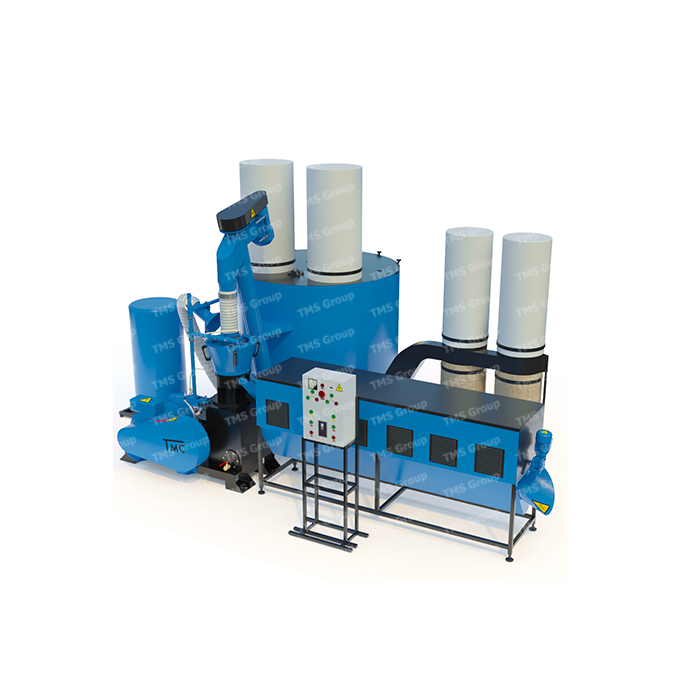 Linia do produkcji pelletu LDG-4000 MAX+ | 43 KW