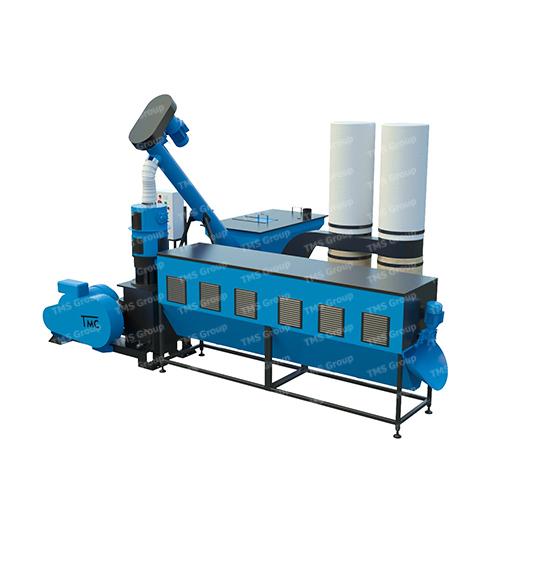 Linia do produkcji pelletu LDG-4000 Kombi | 40 KW