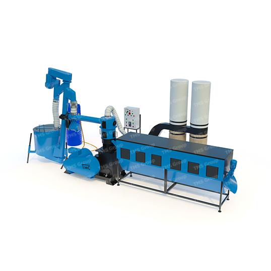 Linia do produkcji pelletu LDG-4000 MAX | 40 KW