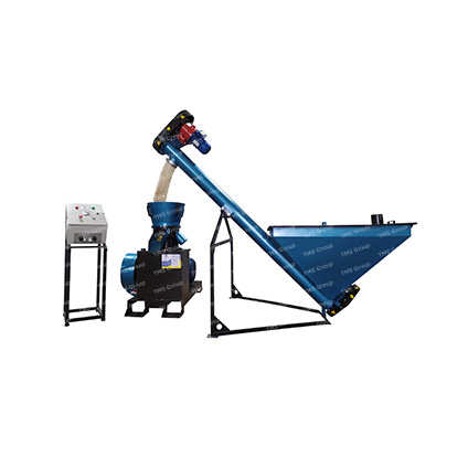 Linia do produkcji pelletu LDG-2000 MINI | 12 KW